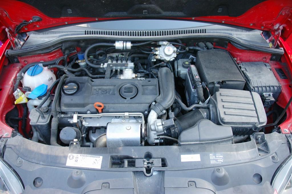 BRC Direct dujų įrangos montavimas į Seat Leon