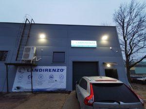 Landi Renzo montavimo dirbtuvės Servise 007 Kaune