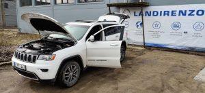 Jeep Grand Cherokee 3.6 kuriam sumontavome Landi Renzo dujų įrangą Servise 007