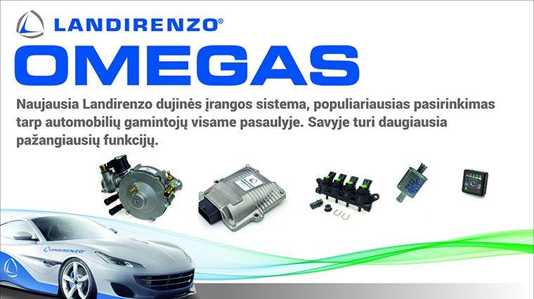 Landi Renzo dujų įrangos montavimas Kaune Servise 007