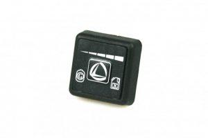 Landi Renzo dujų įrangos stačiakampis, standartinis perjungimo mygtukas