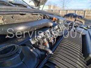 AEB Iplus dujų purkštukų montavimas Servise 007