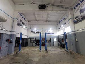 Landi Renzo dujų įrangos montavimo dirbtuvės Servise 007